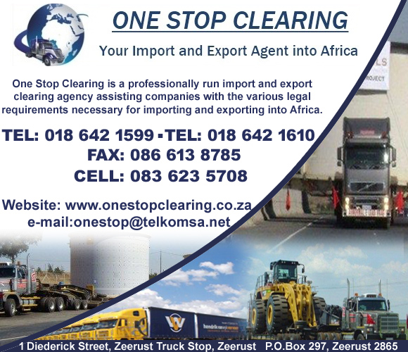 Customs Clearing And Forwarding | Africa Advertising
