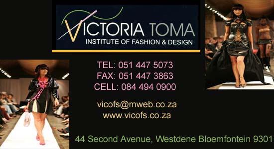 Fashion Designing Schools Africa Advertising